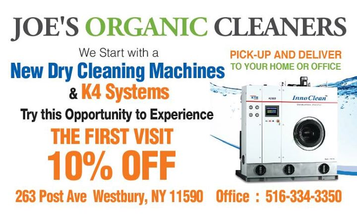 Joe's Organic Cleaners
