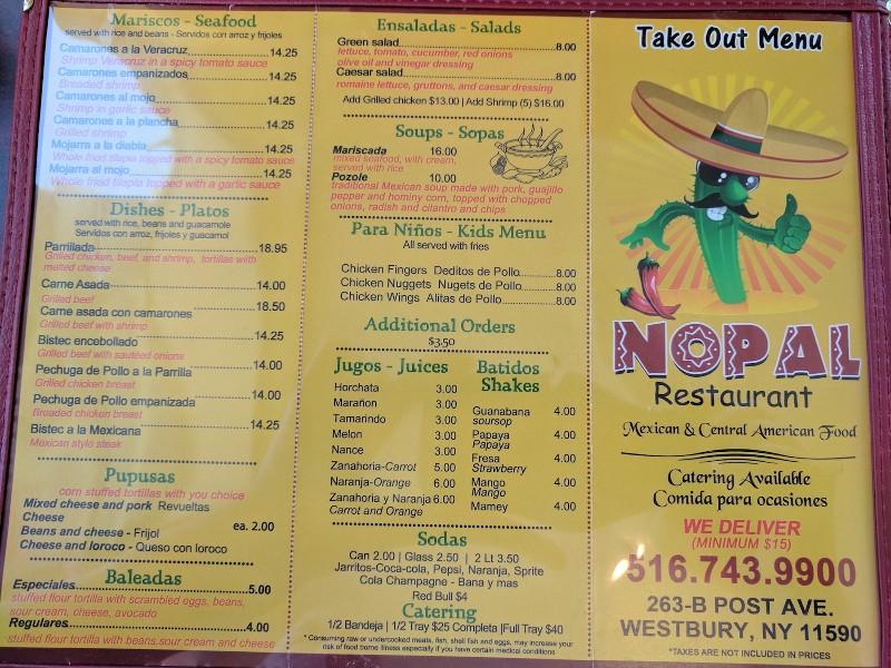 Nopal Restaurant