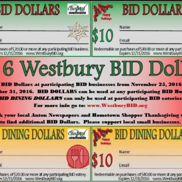 BID Dollars