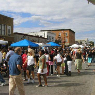 Annual Street Fair & Fall Festival