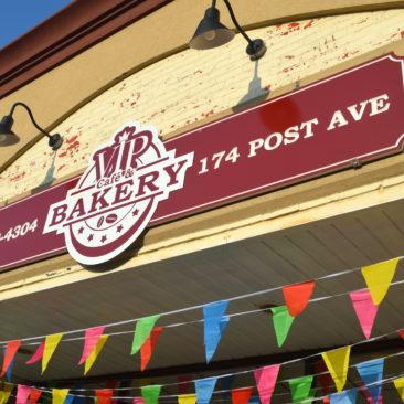 Haitian Bakery Sign