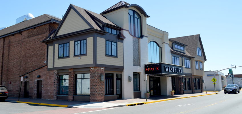 The Space at Westbury Featured in Newsday
