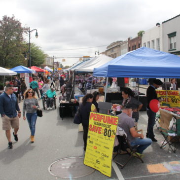 Westbury BID Street Fair a success!