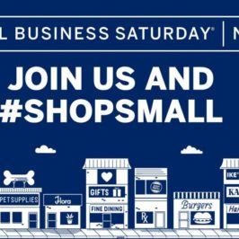 #ShopSmall Saturday November 25th, 2017!