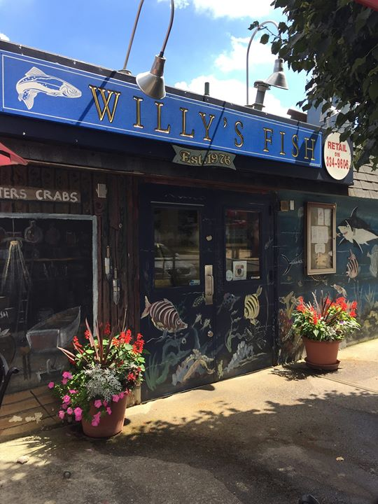 Willy's Fish Co.