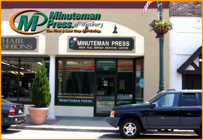 Minuteman Press Printing & Copying