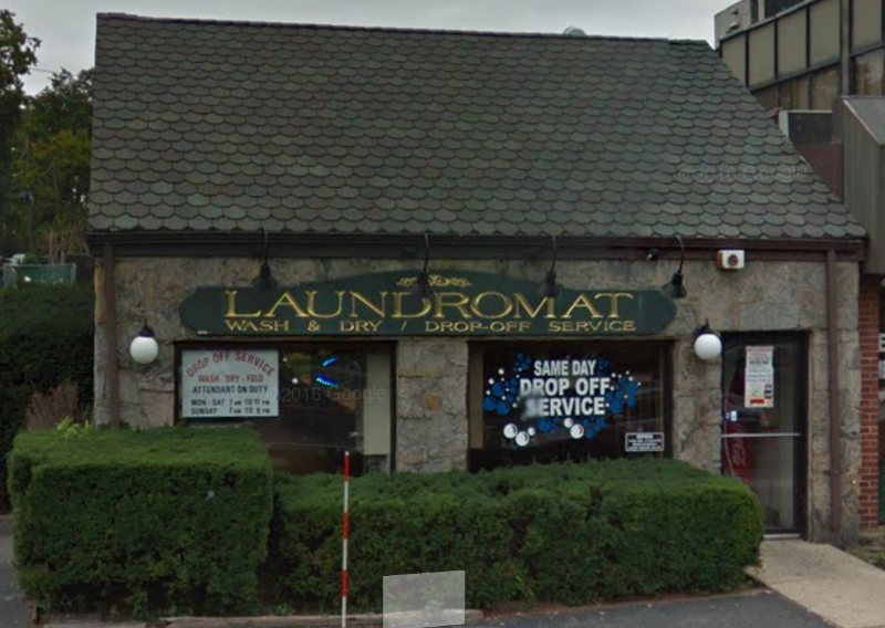 Laundromat at 89 Post