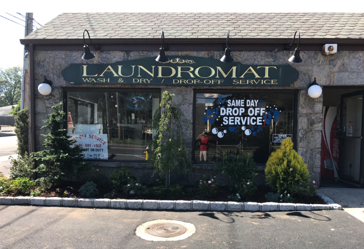 Laundromat at 89 Post
