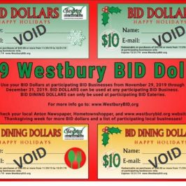 BID Dollar Information