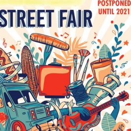 Annual Fall Street Fair Postponed